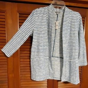 NWT T by Talbots cardigan